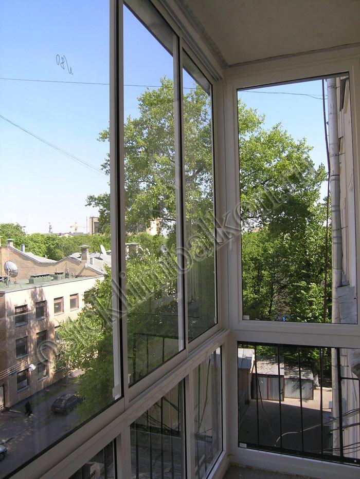 Ремонт финского остекления балконов москва.